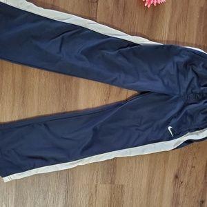 Nike pants color Dark blue